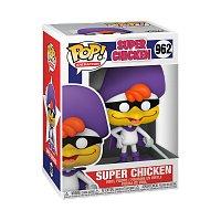 Funko POP Animation: Super Chicken- Super Chicken