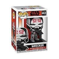 Funko POP Star Wars: Bad Batch - Wrecker