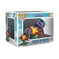 Funko POP Rides: Lilo & Stitch S2 - Stitch in Rocket