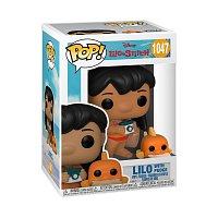 Funko POP&Buddy: Lilo&Stitch S2 - Lilo w/Pudge