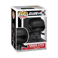 Funko POP Vinyl: G.I. Joe S3 - V1 Snake Eyes