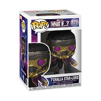 Funko POP: Marvel What If - T'Challa Star-Lord