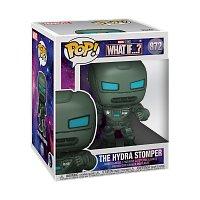 Funko POP Super: Marvel What If S3- Hydra Stomper