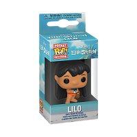 Funko POP Keychain: Lilo & Stitch S2 - Lilo w/Camera
