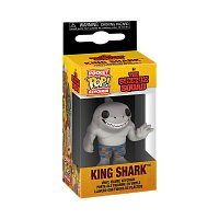 Funko POP Keychain: The Suicide Squad - King Shark