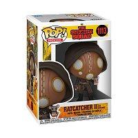 Funko POP Movies: The Suicide Squad - Ratcatcher II w/Sebastian