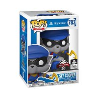 Funko POP Games: Sly Cooper- Sly Cooper