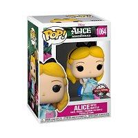 Funko POP Disney: Alice 70th– Alice w/Drink Me Bottle