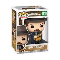 Funko POP TV: Parks & Rec- Duke Silver
