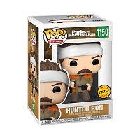 Funko POP TV: Parks & Rec- Hunter Ron w/Chase