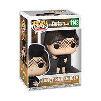 Funko POP TV: Parks & Rec- Janet Snakehole