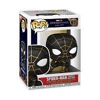 Funko POP: Spider-Man No Way Home - Spider-Man (Black & Gold Suit)