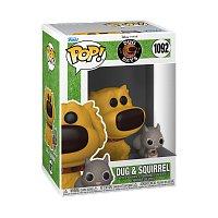 Funko POP&Buddy: Dug Days- Dug w/Squirrel