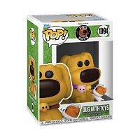 Funko POP Disney: Dug Days- Dug w/toys