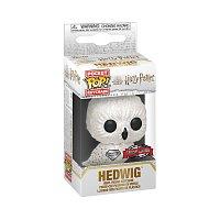 Funko POP Keychain: HP S14- Hedwig (DGLT)