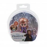 Frozen 2: 1-pack svítící mini panenka - Anna Travelling