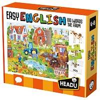 HEADU: 100 anglických slovíček - Farma