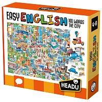 HEADU: 100 anglických slovíček - Město