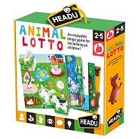 HEADU: Lotto se zvířátky