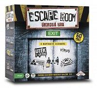ESCAPE ROOM: úniková hra - 4 scénáře