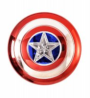 Avengers: Captain America metalický štít