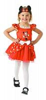 Minnie Mouse: červená balerína - vel. M