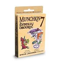 Munchkin - rozšíření 7.