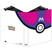 Pokémon UP: Master Ball - PRO-Binder album na 360 karet