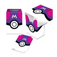 Pokémon UP: Master Ball - Deck Box krabička na 75 karet