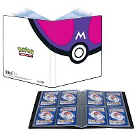 Pokémon UP: Master Ball - A5 album na 80 karet