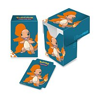Pokémon UP: Charmander - Deck Box krabička na 75 karet