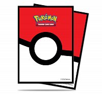 Pokémon UP: Poke Ball - Standard Deck Protector 65ct