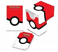 Pokémon UP: Poké Ball - Deck Box krabička na 75 karet