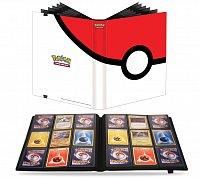 Pokémon UP: Poké Ball - PRO-Binder album na 360 karet