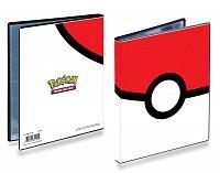 Pokémon UP: Poké Ball - A5 album na 80 karet