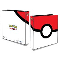 Pokémon UP: Poké Ball - kroužkové album na stránkové obaly