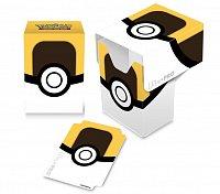 Pokémon UP: Ultra Ball - Deck Box krabička na 75 karet