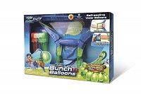 Zuru - vodní balónky s prakem