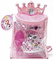 Disney princezny - Batůžek s doplňky pro princeznu