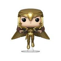 Funko POP: Wonder Woman 1984 - Wonder Woman (Gold Flying Pos