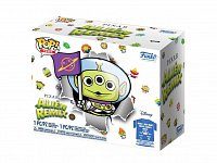 Funko POP & Tee: Pixar- Alien As Buzz(GW)- XL