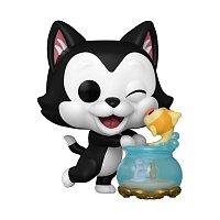 Funko POP Disney: Pinocchio- Figaro Kissing Cleo