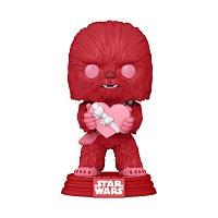 Funko POP Star Wars: Valentines- Cupid Chewbacca