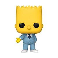 Funko POP Animation: Simpsons S6 - Mafia Bart