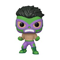 Funko POP Marvel: Luchadores- Hulk