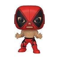 Funko POP Marvel: Luchadores- Deadpool