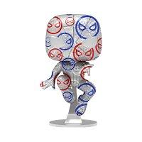 Funko POP Artist Series:Patriotic Age S1- Spider-Man
