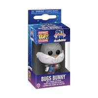 Funko POP Keychain: Space Jam 2 - Bugs Bunny