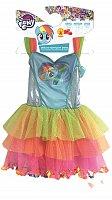 My Little Pony: Rainbow Dash - Deluxe kostým - vel.M