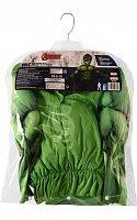 Avengers: Hulk - kostým triko s vycpávkami a maska